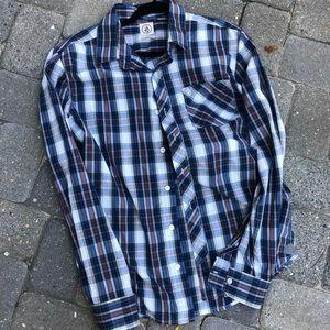 Volcom Men's Cotton Shirt M. NEVER WORN